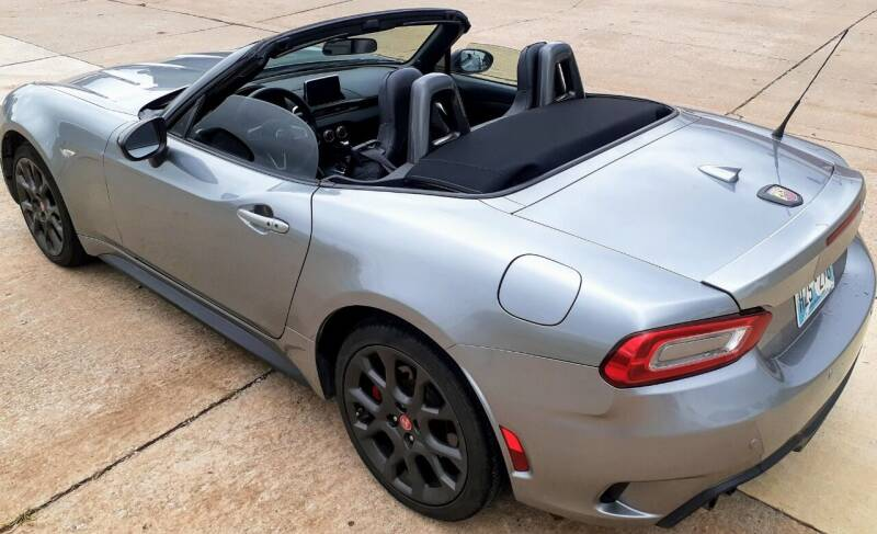 2017 FIAT 124 Spider for sale at Automay Car Sales in Oklahoma City OK