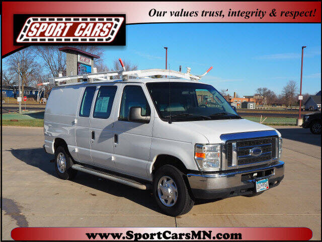 2013 Ford E-Series Cargo for sale at SPORT CARS in Norwood MN