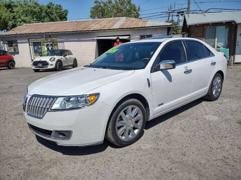 2011 Lincoln MKZ Hybrid for sale at Larry's Auto Sales Inc. in Fresno CA