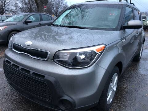 2014 Kia Soul for sale at Atlantic Auto Sales in Garner NC