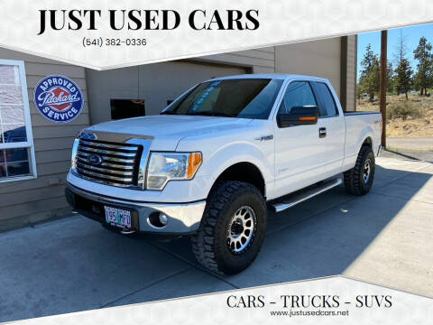 2012 Ford F-150 for sale at Just Used Cars in Bend OR