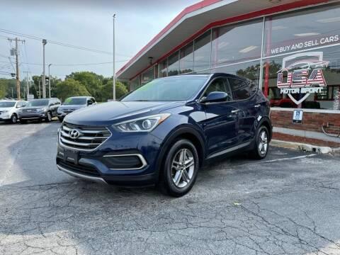 2018 Hyundai Santa Fe Sport for sale at USA Motor Sport inc in Marlborough MA