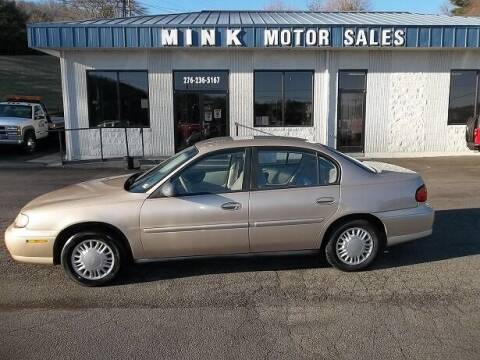 2004 Chevrolet Classic for sale at MINK MOTOR SALES INC in Galax VA