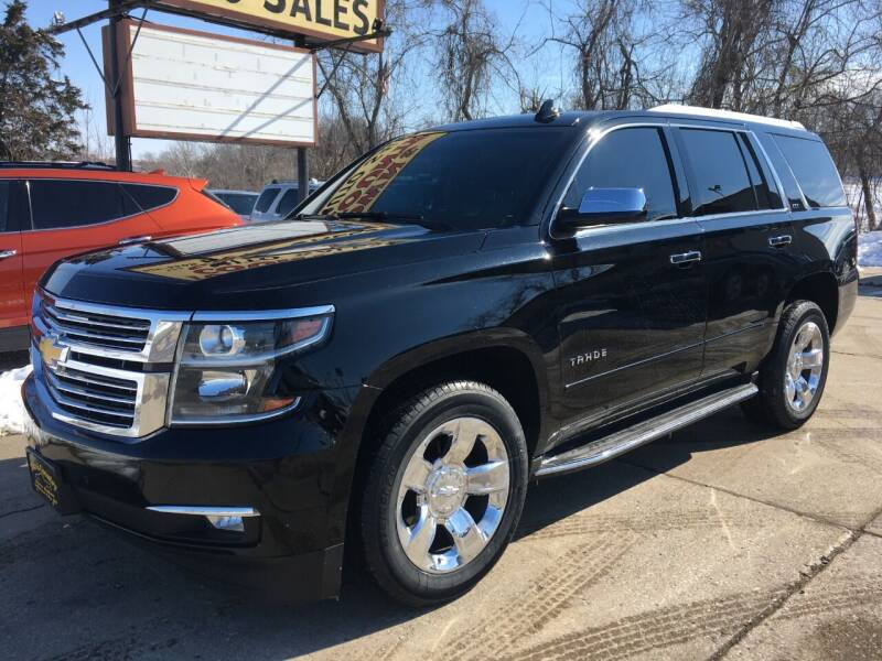 2015 Chevrolet Tahoe for sale at Town and Country Auto Sales in Jefferson City MO