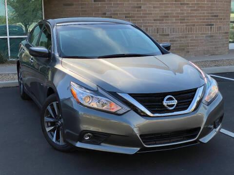 2017 Nissan Altima for sale at AKOI Motors in Tempe AZ