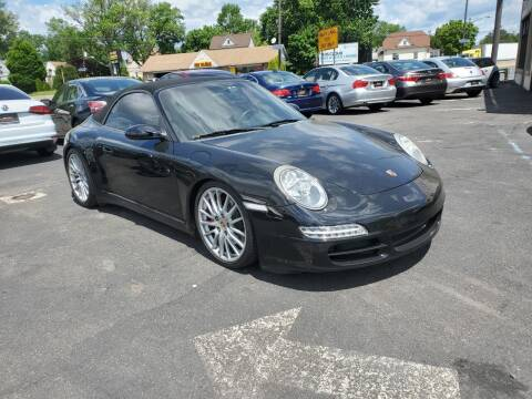 2007 Porsche 911 for sale at Costas Auto Gallery in Rahway NJ