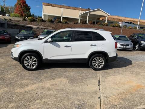 2011 Kia Sorento for sale at State Line Motors in Bristol VA