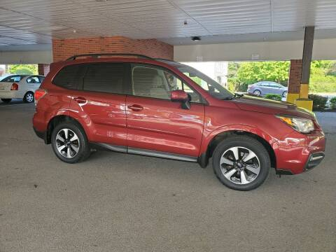 2017 Subaru Forester for sale at CHIP'S SERVICE CENTER in Portland ME