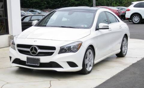 2015 Mercedes-Benz CLA for sale at Avi Auto Sales Inc in Magnolia NJ