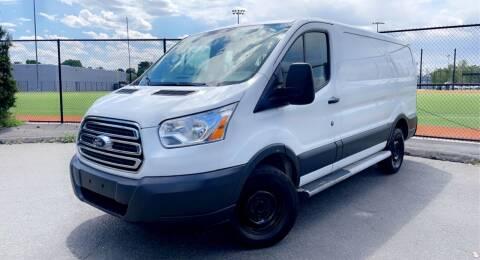 2018 Ford Transit Cargo for sale at Maxima Auto Sales in Malden MA