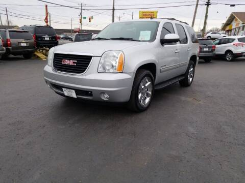 2010 GMC Yukon for sale at Rucker's Auto Sales Inc. in Nashville TN