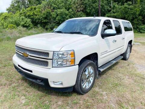 2013 Chevrolet Silverado 1500 SS Classic for sale at Scruggs Motor Company LLC in Palatka FL