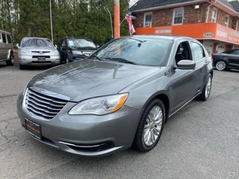 2012 Chrysler 200 for sale at Bloomingdale Auto Group in Bloomingdale NJ