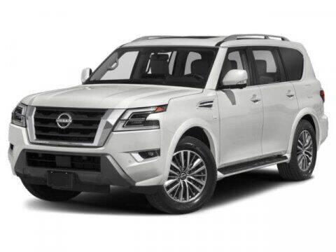 2021 Nissan Armada for sale at Scott Evans Nissan in Carrollton GA