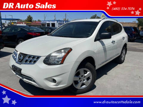 2014 Nissan Rogue Select for sale at DR Auto Sales in Scottsdale AZ