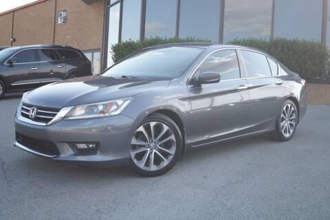 2015 Honda Accord for sale at Next Ride Motors in Nashville TN