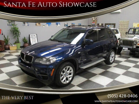 2012 BMW X5 for sale at Santa Fe Auto Showcase in Santa Fe NM
