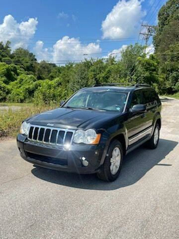 2009 Jeep Grand Cherokee for sale at Dependable Motors in Lenoir City TN