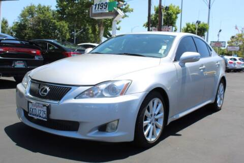 2009 Lexus IS 250 for sale at San Jose Auto Outlet in San Jose CA