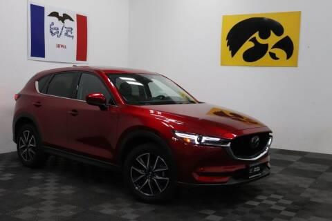 2018 Mazda CX-5 for sale at Carousel Auto Group in Iowa City IA