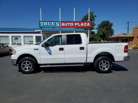 2007 Ford F-150 for sale at True's Auto Plaza in Union Gap WA