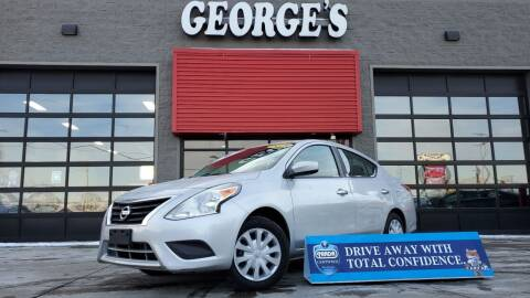 2019 Nissan Versa for sale at George's Used Cars - Pennsylvania & Allen in Brownstown MI