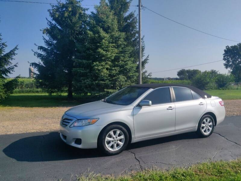 2010 Toyota Camry for sale at Carmart Auto Sales Inc in Schoolcraft MI