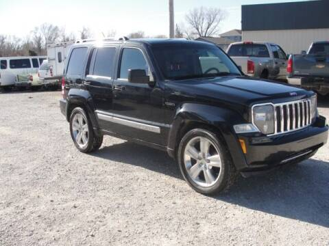 2012 Jeep Liberty for sale at Frieling Auto Sales in Manhattan KS