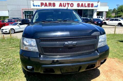 2011 Chevrolet Avalanche for sale at Pars Auto Sales Inc in Stone Mountain GA