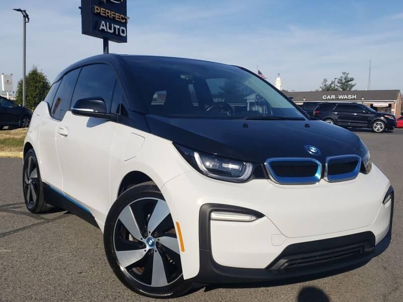 2018 BMW i3 for sale at Perfect Auto in Manassas VA