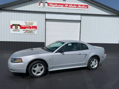 2002 Ford Mustang for sale at Highway 9 Auto Sales - Visit us at usnine.com in Ponca NE