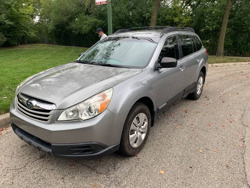 2011 Subaru Outback for sale at Buy A Car in Chicago IL