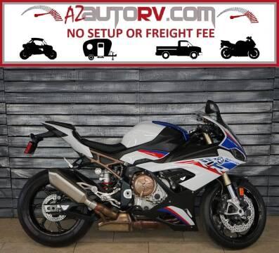 2020 BMW S1000RR for sale at AZautorv.com in Mesa AZ