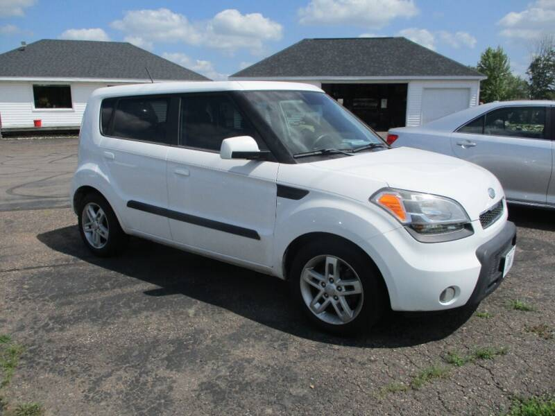 2010 Kia Soul for sale at KAISER AUTO SALES in Spencer WI