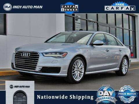 2016 Audi A6 for sale at INDY AUTO MAN in Indianapolis IN
