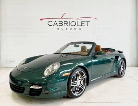 2009 Porsche 911 for sale at Cabriolet Motors in Morrisville NC