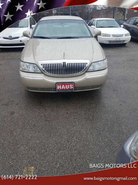 2005 Lincoln Town Car for sale in Columbus, OH