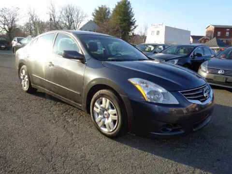 2012 Nissan Altima for sale at Purcellville Motors in Purcellville VA