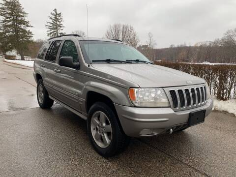 2002 Jeep Grand Cherokee for sale at 100% Auto Wholesalers in Attleboro MA