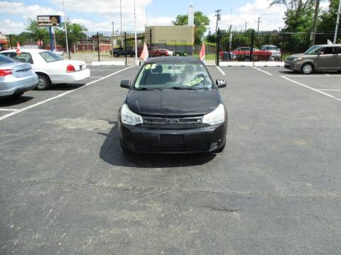 2008 Ford Focus for sale at Highway Auto Sales in Detroit MI