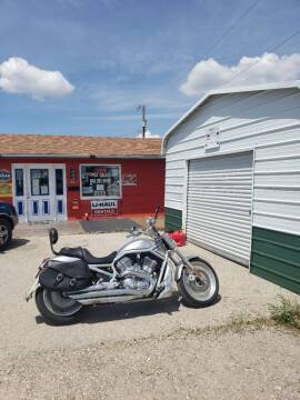 2002 Harley-Davidson VRCA V-ROD for sale at P & T SALES in Clear Lake IA