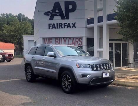 2018 Jeep Grand Cherokee for sale at AP Fairfax in Fairfax VA