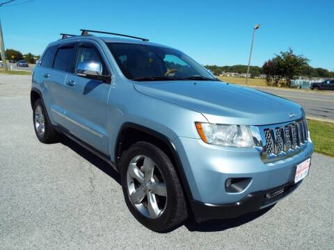 2013 Jeep Grand Cherokee for sale at USA 1 Autos in Smithfield VA