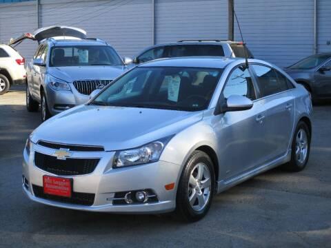 2014 Chevrolet Cruze for sale at Bill Leggett Automotive, Inc. in Columbus OH