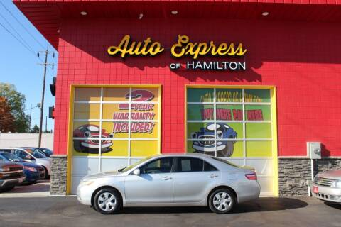 2008 Toyota Camry for sale at AUTO EXPRESS OF HAMILTON LLC in Hamilton OH