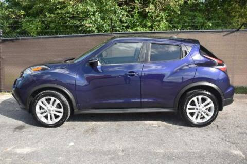 2015 Nissan JUKE for sale at Carolina Auto Credit in Youngsville NC