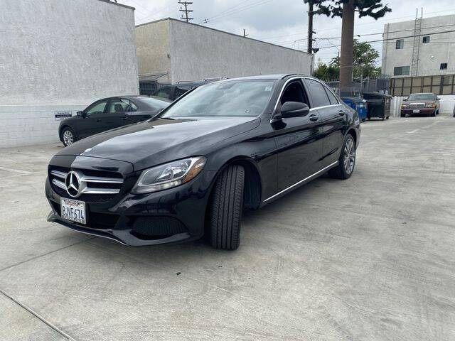 2016 Mercedes-Benz C-Class for sale at Hunter's Auto Inc in North Hollywood CA