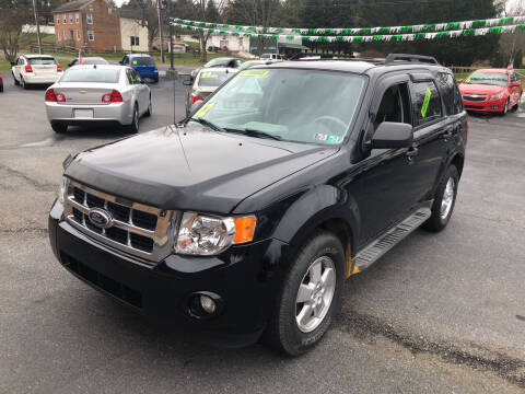 2012 Ford Escape for sale at McNamara Auto Sales - Hanover Lot in Hanover PA