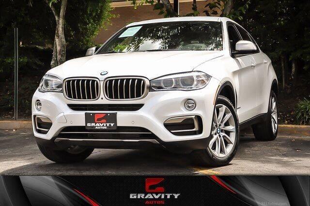 2019 BMW X6 for sale at Gravity Autos Atlanta in Atlanta GA
