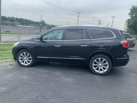 2013 Buick Enclave for sale at Capital Mo Auto Finance in Kansas City MO